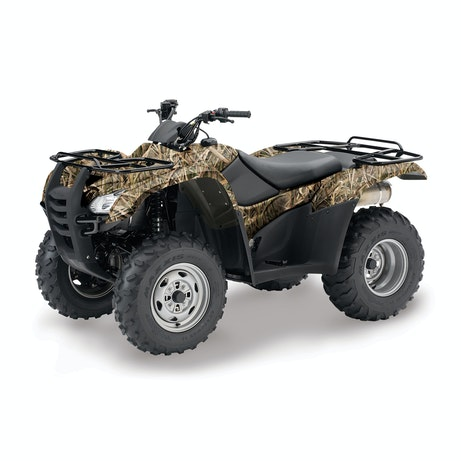 Camo Atv Wraps Skins Graphics Mossy Oak Graphics