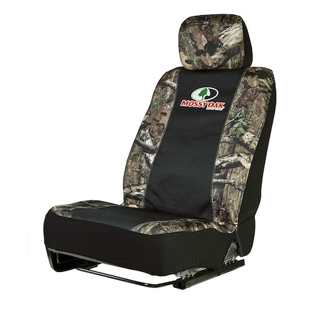 Mossy Oak Universal Fit Seat Cover Lowback Break Up