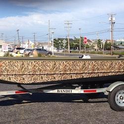 Mossy Oak Camo Boat Sides Wrap Mossy Oak Graphics