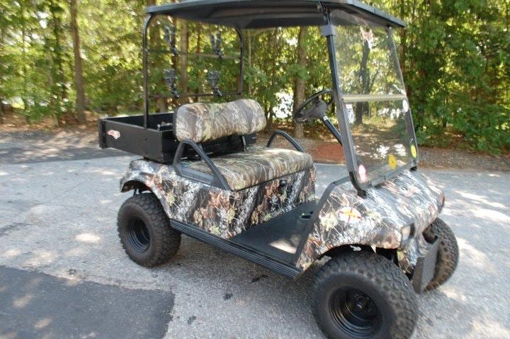 Camo Golf Cart Wrap Mossy Oak Golf Cart Skins Mossy Oak