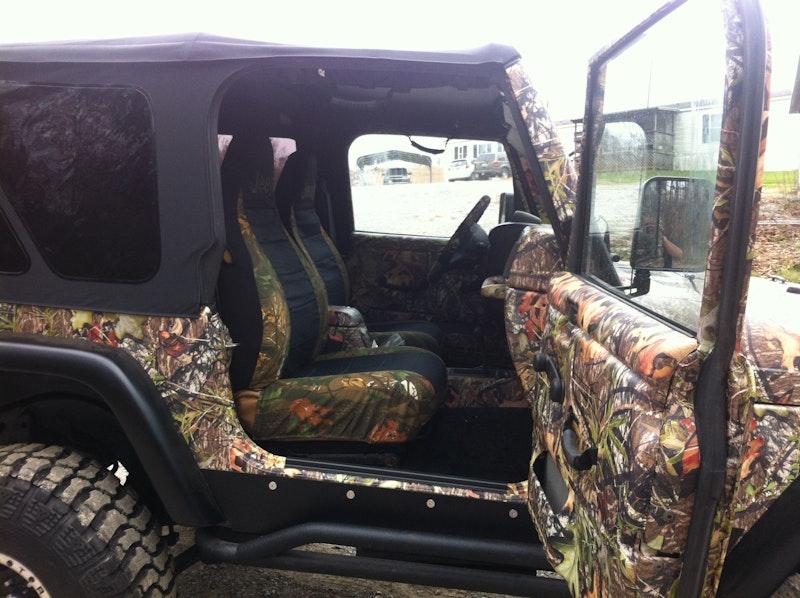 Camo Jeep Wraps Mossy Oak Jeep Skins Mossy Oak Graphics