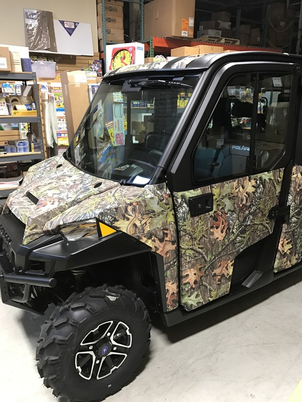 Camo Utv Wraps Side By Side Mossy Oak Skins Mossy Oak