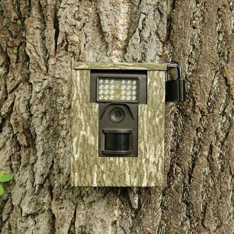 Mossy Oak Camo Game Camera Security Box Skin Mossy Oak