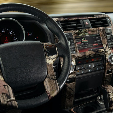 Camo Dash Kits Camouflage Dash Covers Mossy Oak Graphics