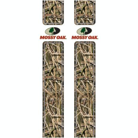 Mossy Oak Rear Quarter Panel Camo Vinyl Wrap Mossy Oak
